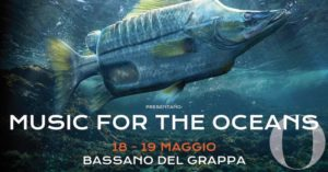 music for the oceans Bassano del Grappa